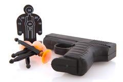Toy gun Royalty Free Stock Photos