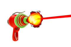 Toy Gun Lizenzfreie Stockfotografie