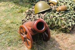 Toy Gun Royaltyfri Foto