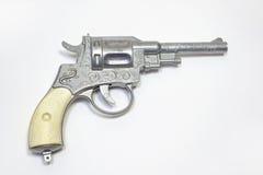 Toy gun for firing percussion caps Stock Photos