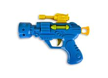 Toy gun. Isolated on white Royalty Free Stock Images