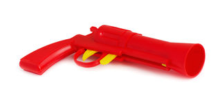 Toy gun Royalty Free Stock Photo