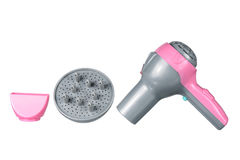 Toy Hair Dryer Stock Photos