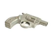 Toy hand gun Stock Photos
