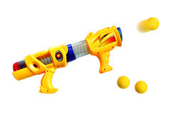 Toy Hand Mortar Royalty Free Stock Photos