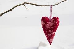 Toy heart Stock Photos