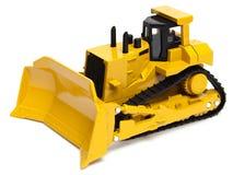 Toy heavy bulldozer Royalty Free Stock Image