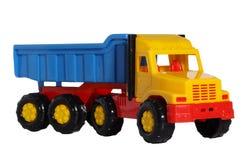 Toy heavy hauler Stock Image