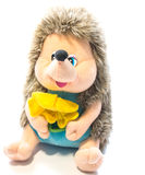 Toy hedgehog Royalty Free Stock Images