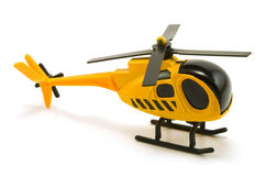 Toy helicopter Stock Image