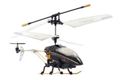 Toy Helicopter Stock Photography