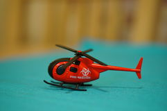 Toy helicopter Royalty Free Stock Photography