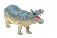 Toy Hippo Foto de archivo