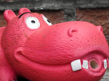 Toy Hippo photos stock