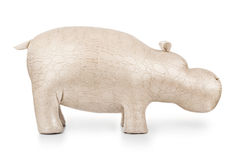 Toy hippopotamus Royalty Free Stock Images