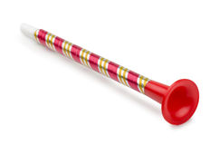 Toy horn Royalty Free Stock Photo