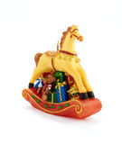 Toy Horse stock photography