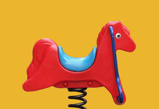 Toy horse Stock Image