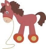 Toy horse Stock Photos