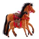 Toy horse Stock Photo