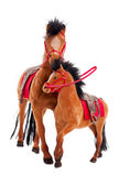 Toy horse Royalty Free Stock Images