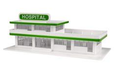 Toy Hospital Royalty Free Stock Photo