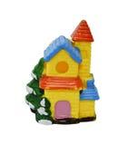 Toy House Arkivbild