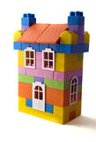 Toy house Stock Photography