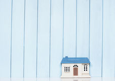 Toy house Royalty Free Stock Photos