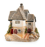 Toy house. Royalty Free Stock Image