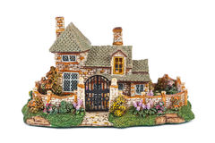 Toy house Stock Images