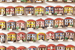 Toy Houses Stock Images