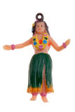 Toy hula girl Royalty Free Stock Image