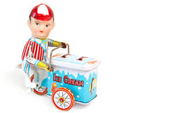 Toy ice man Royalty Free Stock Images