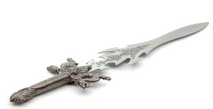 Toy knight sword Stock Images
