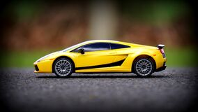 Toy Lamborghini Stock Images