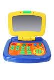 Toy Laptop Stock Image