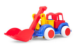 Toy loader Royalty Free Stock Photos