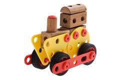 Toy locomotive Stock Photo