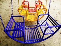 Toy Machine Playground pour la vibration d'enfants photographie stock libre de droits