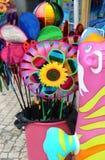 Toy market Stock Photo