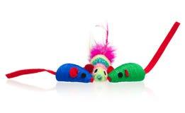 Toy mice Stock Photos