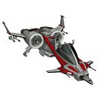 Toy military plane Royalty Free Stock Photography