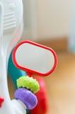 Toy mirror Stock Photo