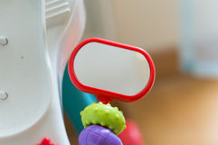 Toy mirror Royalty Free Stock Photography