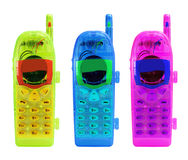Toy Mobile Phones Stock Photos