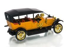 Toy model car Stock Images