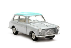 Toy model sixties car Stock Images