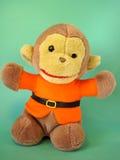 Toy monkey Stock Image