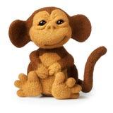 Toy monkey Royalty Free Stock Images
